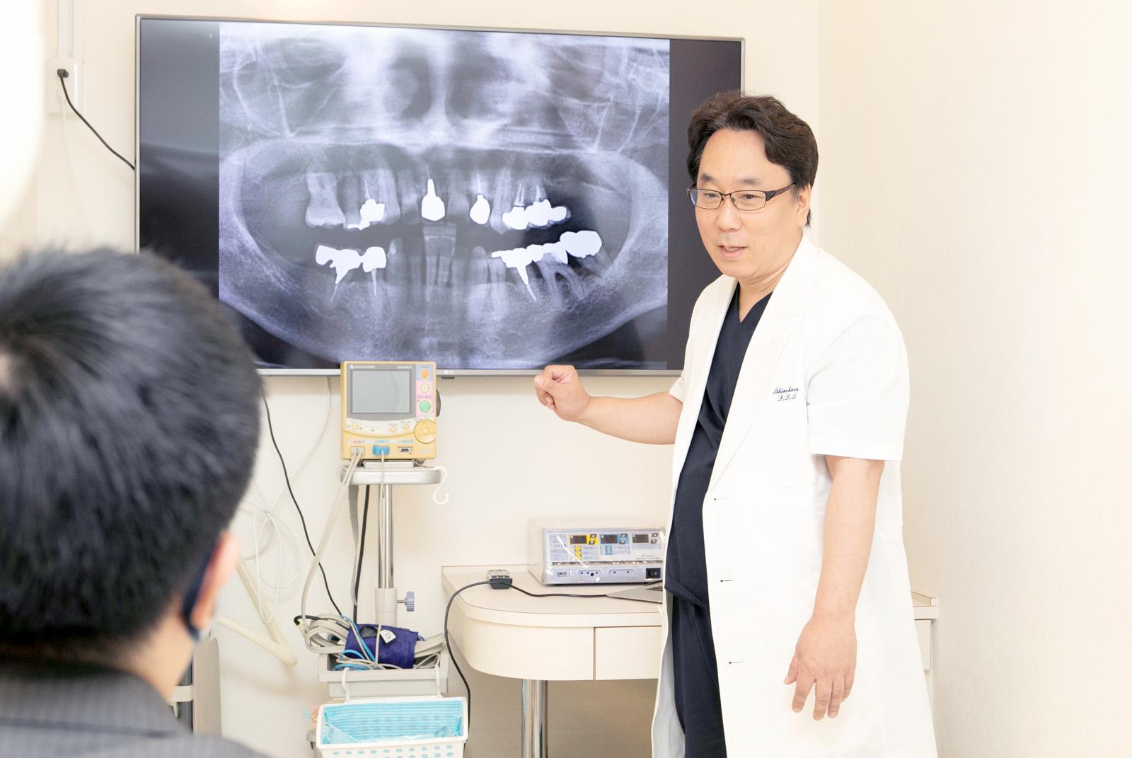 インプラント治療を担当するドクターの紹介